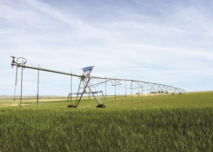 Making irrigation more efficient and effective