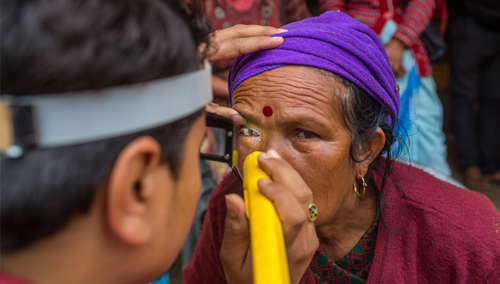 Nepal becomes first country in South East Asia to eliminate trachoma