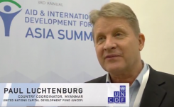 Aid & Development Asia Summit 2017 - Interview with Paul Luchtenburg, UNCDF