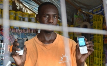 Digital cash for refugees in Kenya's Kakuma camps