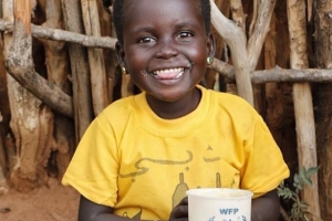 WFP's ShareTheMeal App now links donors with the people they're helping