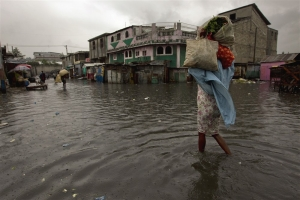 Water-related disasters require urgent action at all levels