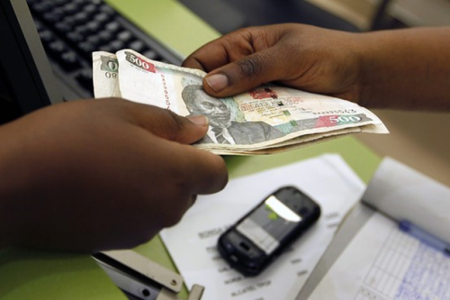 Africa's Mobile Money