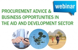 Procurement Webinar: Business Opportunities in the Aid and Development Sector