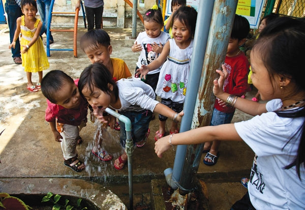 World Water Day – What Threat Does Water Pose to Asia?