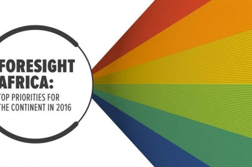 Foresight Africa 2016: Africa's priorities for the year ahead