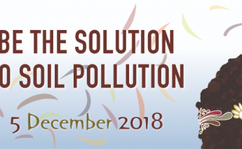 World Soil Day – 5 December 2018