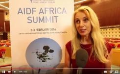 AIDF Africa Summit 2016 - Interview with Dr Martina Fuchs, Real Medicine Foundation