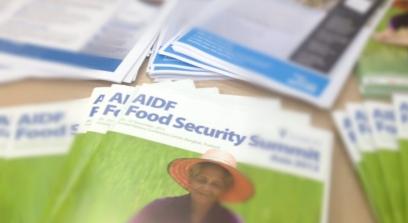 2nd Annual AIDF Food Security Summit: Asia