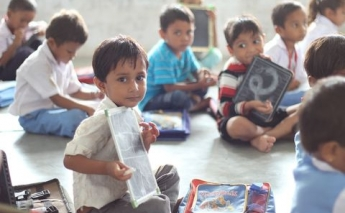 Only 1% of aid funding is spent on pre-primary education despite its recognised importance