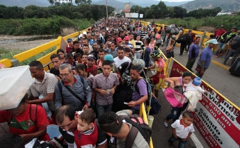 UN appeals for $738 million to support Venezuelan migrants