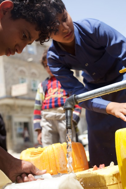 Water Insecurity in Yemen and the Rise of Violent Conflict